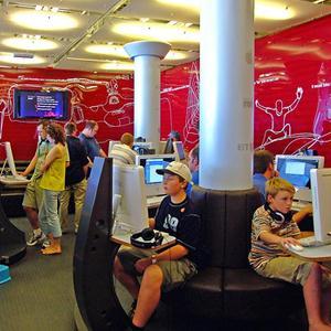 Интернет-кафе Парфентьево