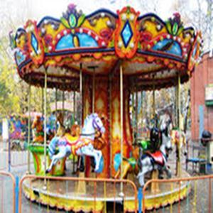 Парки культуры и отдыха Парфентьево