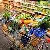 Магазины продуктов в Парфентьево