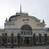 Железнодорожные вокзалы в Парфентьево