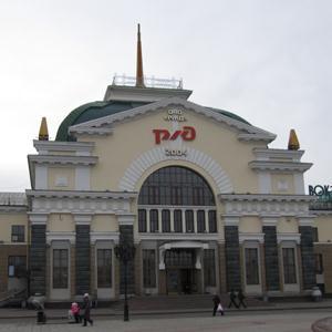 Железнодорожные вокзалы Парфентьево